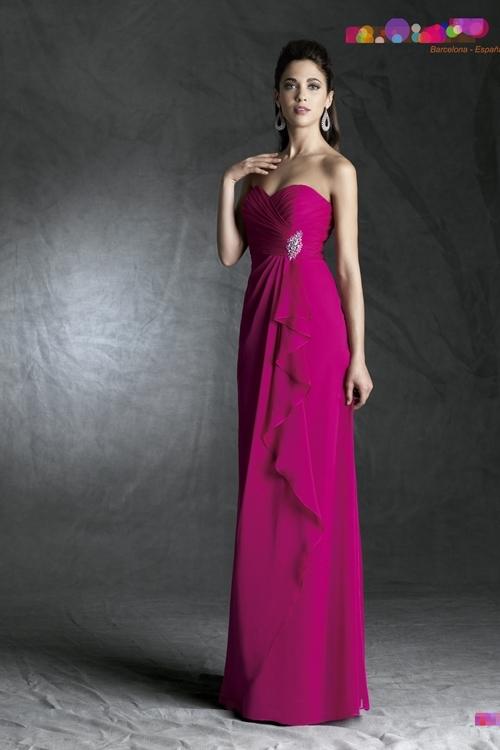 Tiendas vestidos fiesta bulevard rosa